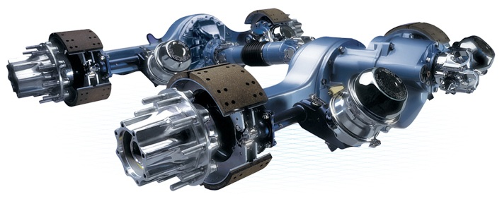 Fabco Axles and Parts.